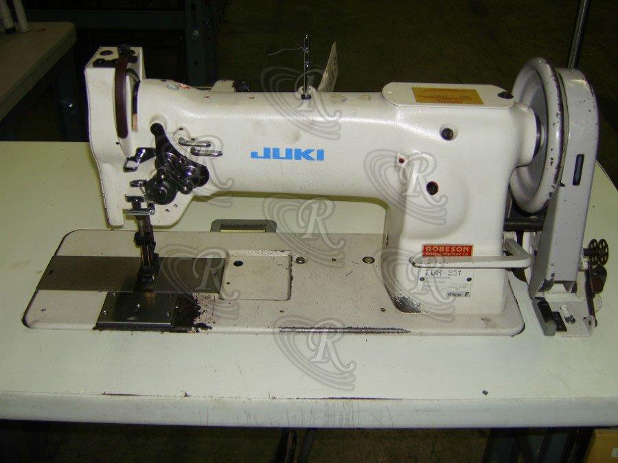 Industrial Sewing Machines Double Needle Lockstitch Walking Impressive Juki Walking Foot Sewing Machine For Sale