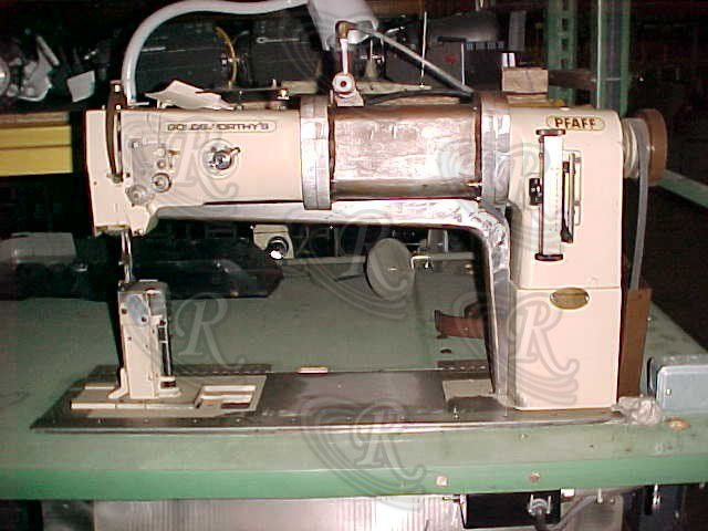 Industrial Sewing Machines :: Long Arm :: Lockstitch :: PFAFF 1295 : pfaff long arm quilting machine - Adamdwight.com