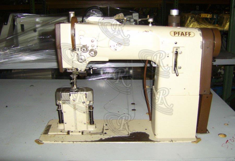 Industrial Sewing Machines Post Arm Walking Foot PFAFF 40 Delectable Pfaff Walking Foot Sewing Machine