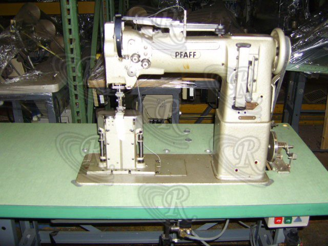 Industrial Sewing Machines Post Arm Walking Foot PFAFF 40 Extraordinary Pfaff Walking Foot Sewing Machine