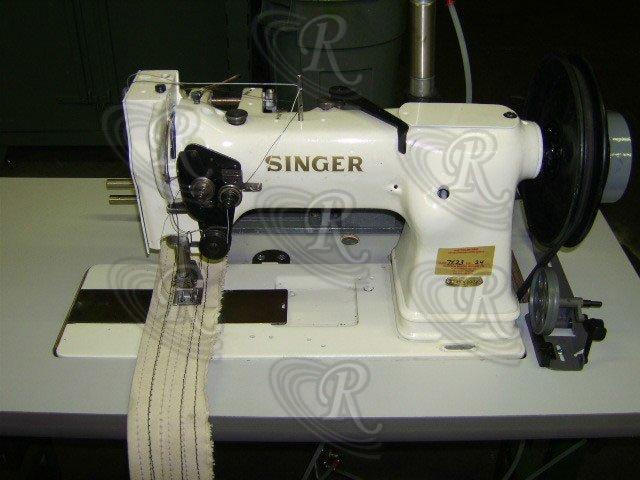 Industrial Sewing Machines Double Needle Lockstitch Walking Gorgeous Singer Walking Foot Industrial Sewing Machine