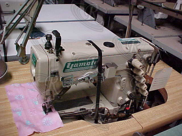 Industrial Sewing Machines :: Flatbed Coverstitch :: YAMATO