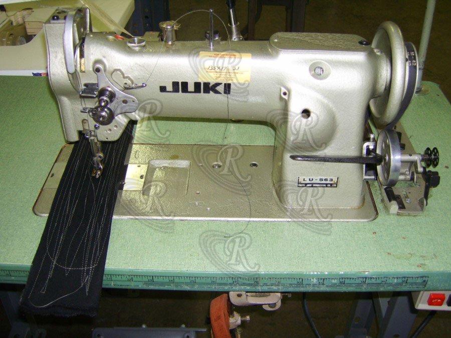 Juki lu 563 free manual